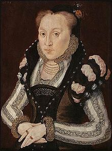 Lady Mary Grey was the youngest sister of Lady Jane Grey.  After Jane was executed and the middle sister, Catherine, died in prison, Mary became first in line to inherit the throne from Elizabeth I.  (Inherited through her connection as granddaughter of Henry's sister Mary Tudor.)  However, she died from the Bubonic Plague.     Hans Eworth Lady Mary Grey 1571.jpg