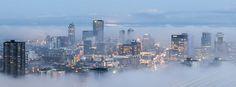 Misty Rotterdam | The Netherlands
