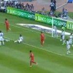 Video del resumen y goles entre Israel vs Portugal partido que corresponde a las Eliminatorias rumbo al Mundial Brasil 2014. Marcador Final: Israel 3-3 Portugal.