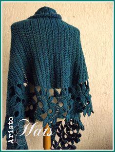 José Crochet - echt prachtig ! en mijn lievelingskleur ♥