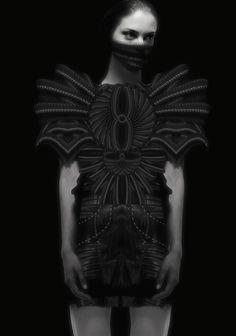 Chimaera (Luna Sea) - (April 2012) - Gothic & Dark Editorials - Themed Editorials - Women`s Fashion Editorials - Fashion Editorials - All about fashion
