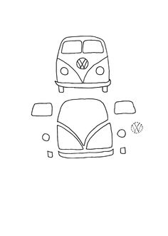 VW Van Template