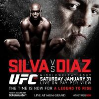 UFC 183 Anderson Silva Vs Nick Diaz FULL Conference Call Jan 22 by MMA Fight Radio on SoundCloud