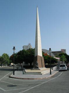 Monumento a la Abolición de la esclavitud-Ponce, Puerto Rico
