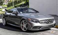 Mercedes-Benz S65 AMG Coupe with Custom Wheels by CEC in Los Angeles CA . Click to view more photos and mod info.