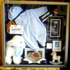 I want to do a shadow box!