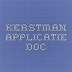 Kerstman applicatie.doc