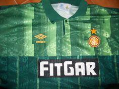 Inter Football Shirt (92-94)