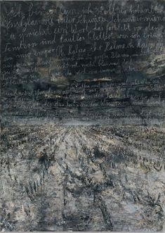 Anselm Kiefer – Die Ungeborenen @ Galerie Thaddaeus Ropac: