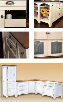 38 Best Free Standing Kitchen Cabinets Images Free