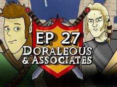 Doraleous and Associates Ep-27 Neebs vs. Titanus