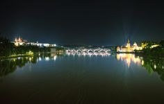 View Along The Vltava | by TheFella