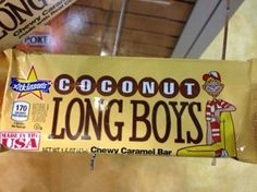 If you haven't tried Coconut Long Boys, you don't know what you're missing.