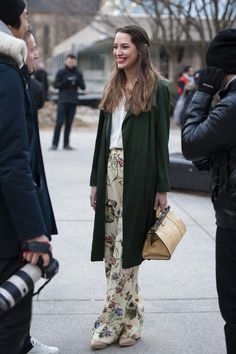 Check out all the best street style shots from Toronto Fashion Week!