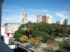 vista de la ciudad de Soriano