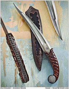 Проводка удовольствие: Пользовательские Ножи и производителей - от А до Z - Страница 17