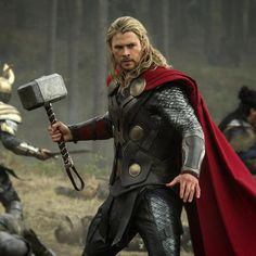 """NEW YORK (AP) — In an unlikely battle of sequels, """"Thor: The Dark World"""" bested """"The Best Man Holiday"""" at the box office."""