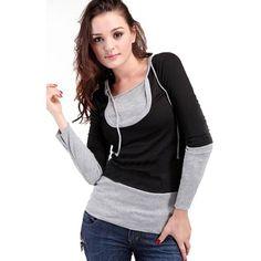 amazones gadgets Women Autumn Two Piece Long Sleeve Hooded Women T-Shirt Sweatshirt: Bid: 22,86€ Buynow Price 22,86€ Remaining 14 hrs 50…