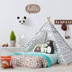 pillowfort: camp kiddo from target!