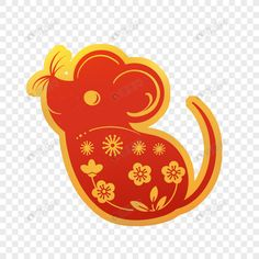 year of the rat Page Design, Web Design, Chinese New Year 2020, Copy Print, Digital Media Marketing, Year Of The Rat, Image File Formats, Red Paper, Book And Magazine
