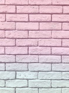 Two toned (pink and mint) pastel brick wall 💕 Pretty pastel color pink color pastel - Pink Things Unique Wallpaper, Pastel Wallpaper, Cute Wallpaper Backgrounds, Simple Backgrounds, Tumblr Wallpaper, Screen Wallpaper, Cute Wallpapers, Pastel Color Background, Blank Background