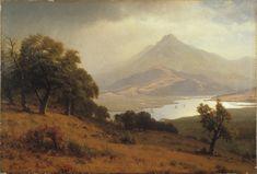 Albert Bierstadt - Mount Tamalpais 1873