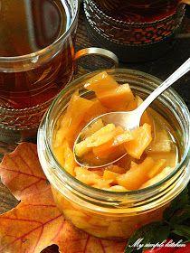 My simple kitchen: Pigwa do herbaty Cantaloupe, Fruit