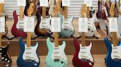 Another trip to Fender Custom shop to hand select new instruments for our customs, have meetings on new designs, talk about new product develop, and get first look at new products not available for order by any other dealer. We combed th...