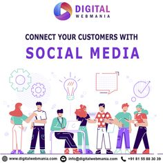 There is no point in just adding people to your network if you don't connect with them. Though the volume is important, it should not be at the cost of a quality connection. #digitalmarketing #marketing #socialmediamarketing Internet Marketing, Social Media Marketing, Digital Marketing, Digital Web, Web Design Company, Web Development, Connection, People, Online Marketing