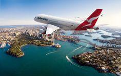 Die längsten Nonstop-Flugverbindungen der Welt - Von Sydney nach Dallas 13.804 Kilometer mit Qantas, Airbus A380-800, Dauer: 14:50 Stunden: Bis Februar 2016 ist diese Qantas-Airline-Verbindung noch der längste Nonstop-Flug der Welt http://www.travelbook.de/welt/Die-10-laengsten-Nonstop-Flugverbindungen-der-Welt-541278.html