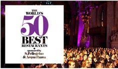 The World's 50 Best Restaurants 2015 winner is El Celler de Can Roca. Australia's top restaurant is Attica Top Restaurants, Allrecipes, 50th, Awards, World, Blog, Blogging, The World, Earth