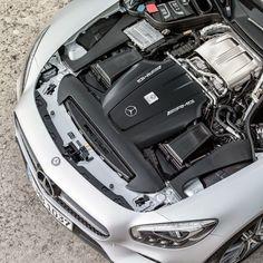 Mercedes-Benz AMG GT 4.0-litre V8 biturbo