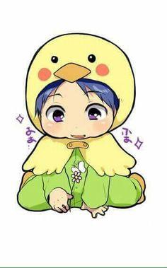 Rei Ryugazaki Free Iwatobi Swim Club, Cute Anime Chibi, Kuroko No Basket, To My Future Husband, Pikachu, Swimming, Kawaii, Ships, Fictional Characters
