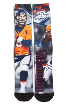 FBF Originals 'Denver Broncos - Peyton Manning' Socks