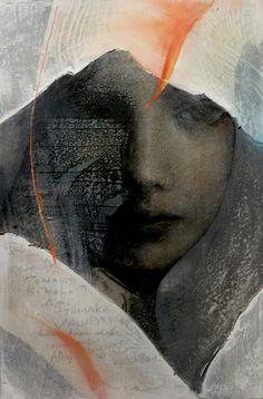 Isao Tomoda, Bengal Girl 1207-2015 on ArtStack #isao-tomoda #art, via oceane-ingrid gupper