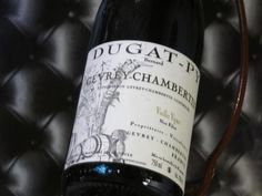 Gevrey Chambertin 2007. Domaine Dugat-Py. Vin rouge de Bourgogne  #gevreychambertin #wine #winelover