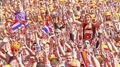 Queensday 2012 in the Netherlands - Thousands of party people enjoying music festivals all over the country!