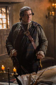Quartermaster John O'Sullivan  -  Season Two of Ourlander on Starz