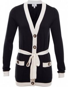 Milly, Abigail Cardigan With Belt