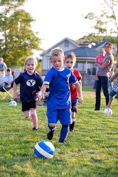 little kid soccer.. the most adorable thing on the planet haha, My two cousins Finn and Piper are both 5 years old and both soccer stars! I love you guys soo much! You too Laney ( a soon to be soccer star) <3 <3 @Kelly Russ