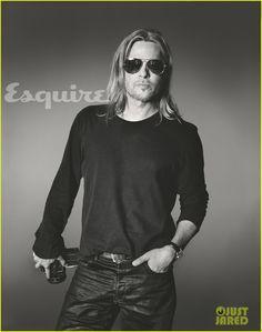 Brad Pitt ... flawless!