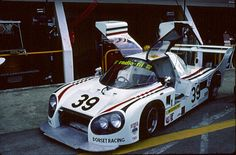 1982 De Cadenet LM/DRA Lola MM Ford (2.993 cc.) (A)  Mike Wilds  Francois Duret  Ian Harrower