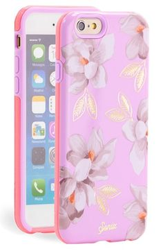 Sonix 'Lavender Lily' iPhone 6 Case (4.7 Inch) available at #Nordstrom - OF COURSE I have my iphone 6 case all picked out!!!!