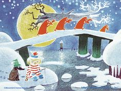 The Imaginative world of Tove Jansson Tove Jansson, Illustration Sketches, Graphic Design Illustration, Moomin Books, Moomin Valley, Christmas Cartoons, Art For Kids, Fairy Tales