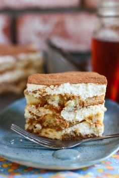 Sweet Tea Tiramisu Tiramisu Bread Pudding Baileys and Hot Chocolate Tiramisu Greek Sweets, Greek Desserts, Just Desserts, Sweet Recipes, Cake Recipes, Dessert Recipes, Eat Dessert First, Sweet Tea, How Sweet Eats