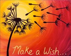 Wish - Painting with a Twist