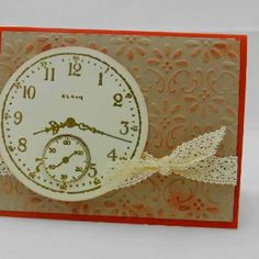 Timeless card