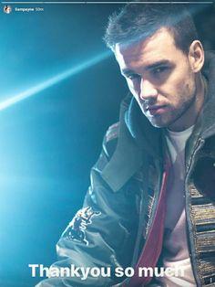 No Liam, thank you