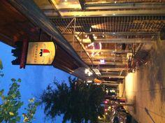 Visiting Rogue Tavern and Urban Standard on 2nd Avenue North at dusk...