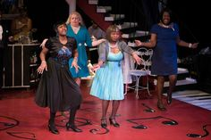 "Photos from Riverwalk Theatre's production of Ain't Misbehavin""  Fats Waller would be proud. #riverwalktheatrelansing"
